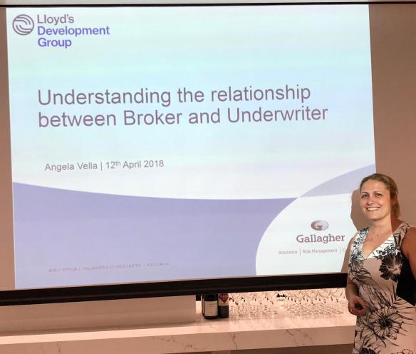 Angela Vella presentation